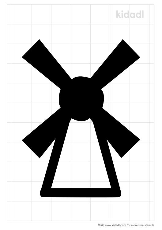 turbine-stencil