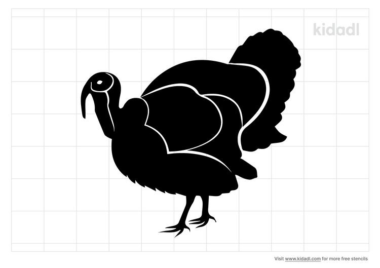 turkey-stencil