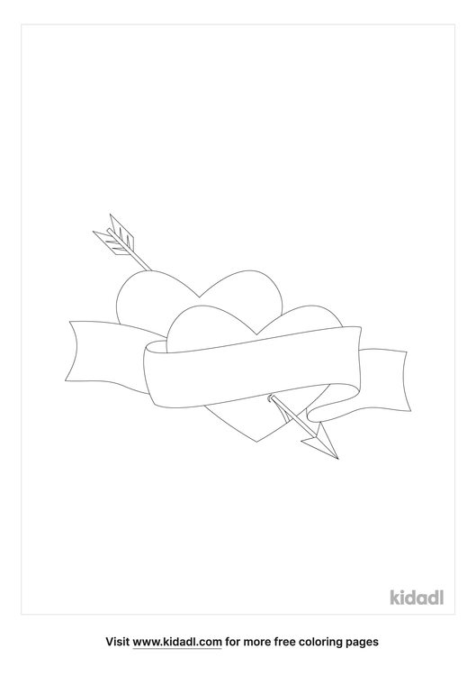two-hearts-with-an-arrow-coloring-page.png