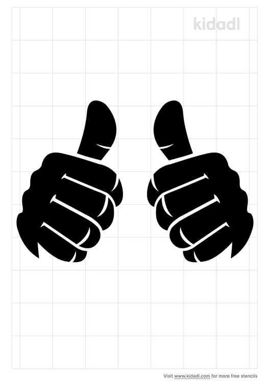 two-thumbs-stencil