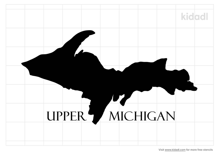 upper-michigan-stencil
