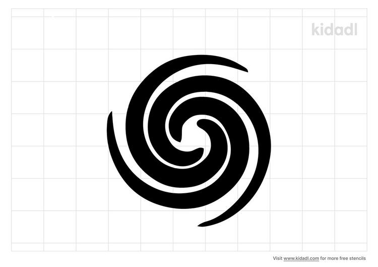 vortex-stencil