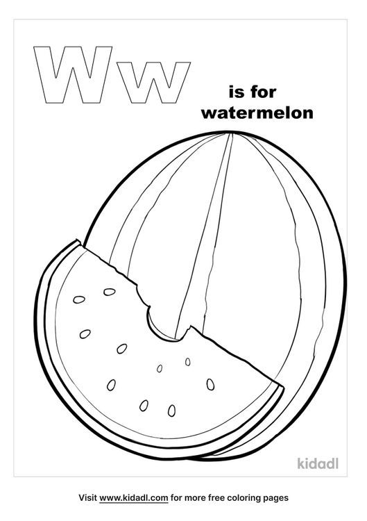 w is for watermelon coloring page-lg.jpg