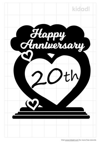 20th-wedding-anniversary-stencil.png