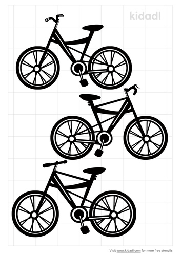 3-bicycles-stencil-coloring-page.png