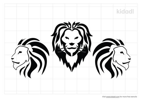 3-head-lion-stencil.png