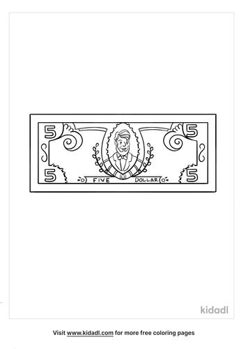 5 dollar bill coloring page_5_lg.png