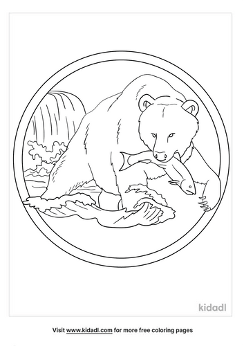 Alaska Coloring Pages Free World Geography Flags Coloring Pages Kidadl