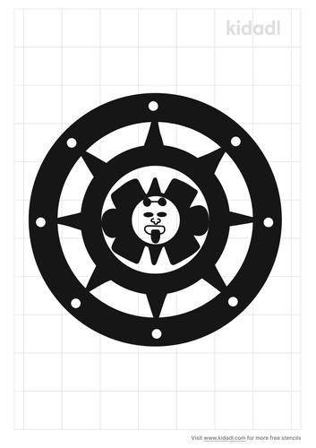 Aztec-calendar-stencil.png