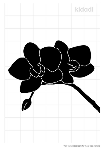 Orchid-flower-stencil.png