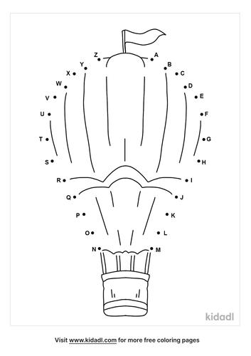 a-z-balloon-dot-to-dot