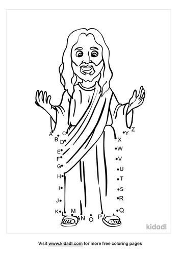 a-z-jesus-dot-to-dot