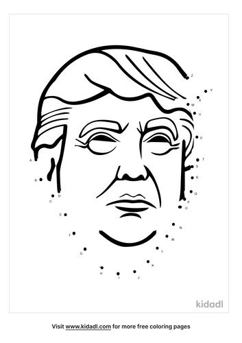 a-z-president-face-dot-to-dot