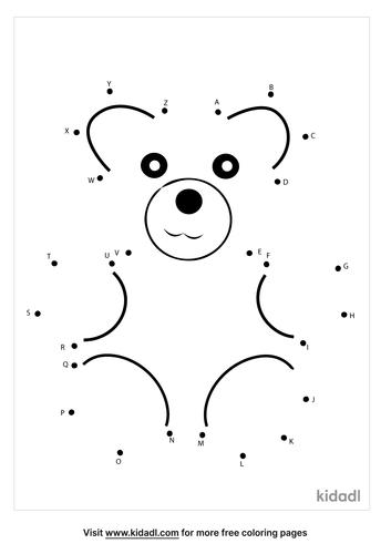 a-z-teddy-bear-dot-to-dot