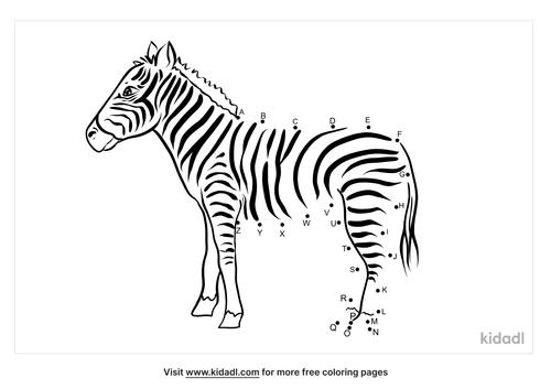 a-z-zebra-dot-to-dot