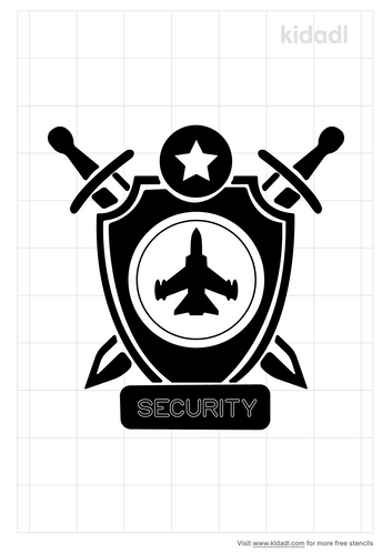 air-force-security-forces-logo-stencil.png