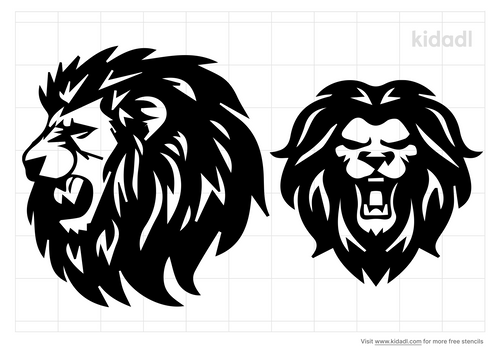 angry-stalking-lion-stencil.png