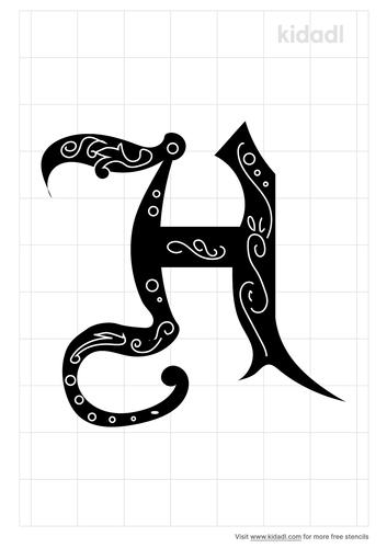antique-h-letter-stencil.png