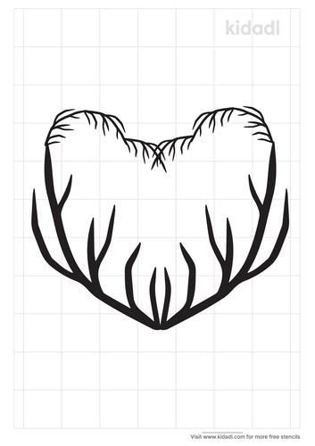 antler-heart-tattoo-stencil.png