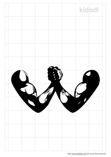 arm-wrestling-Stencil.png