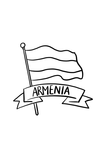 armenia flag coloring page -4-lg.png