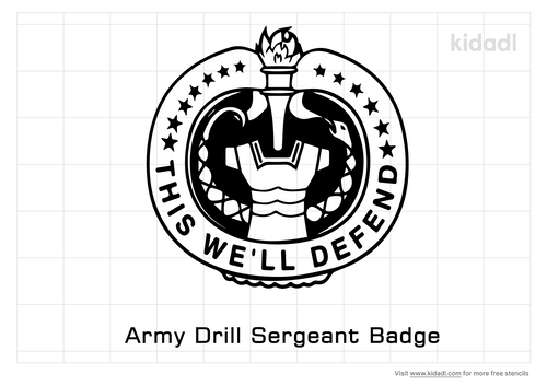 army-drill-sergeant-badge-stencil.png