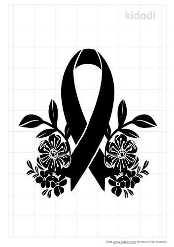 awareness-ribbon-roses-stencil.png