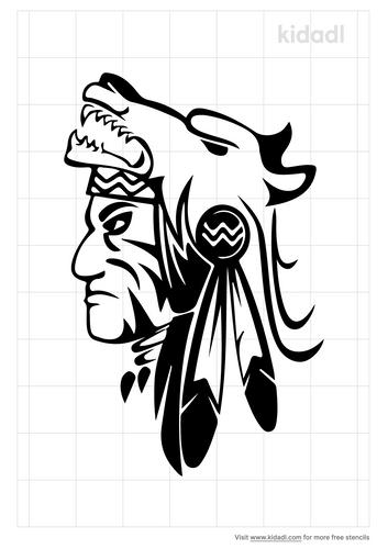 aztec-warrior-and-princess-stencil.png