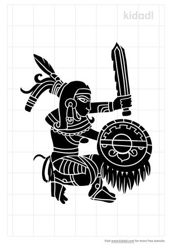 aztec-warrior-stencil.png