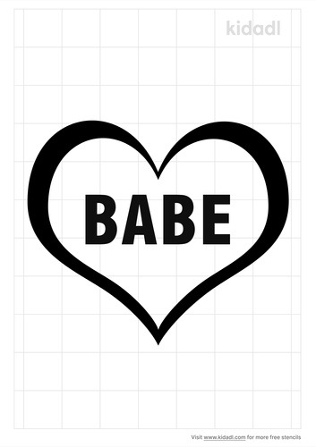 babe-caligraphy-stencil.png