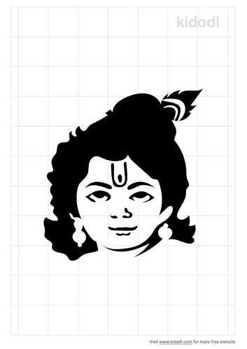baby-krishna-face-stencil.png