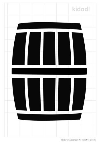 barrel-stencil