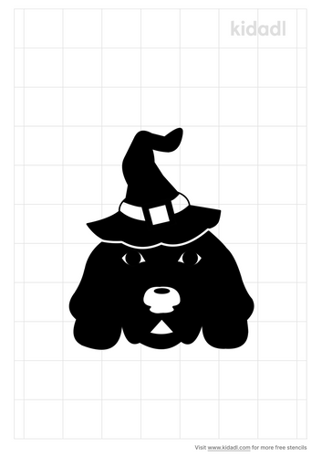 basset-in-witches-hat-stencil.png
