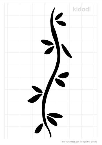 bean-vine-stencil.png