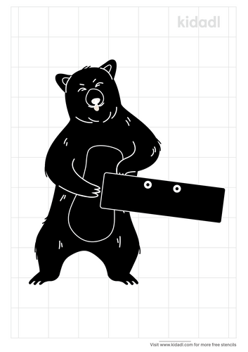 bear-holding-sign-stencil.png