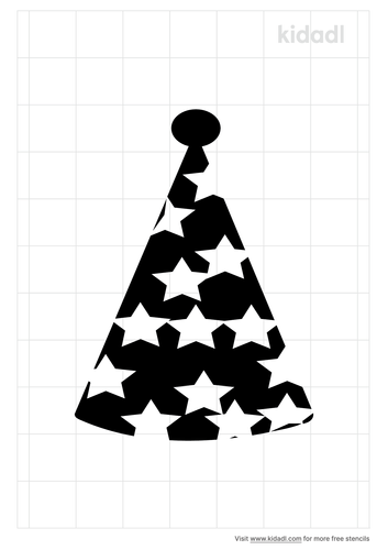 birthday-party-hat-with-stars-stencil.png
