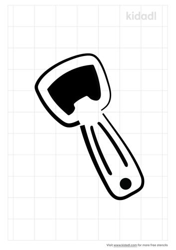bottle-opener-stencil