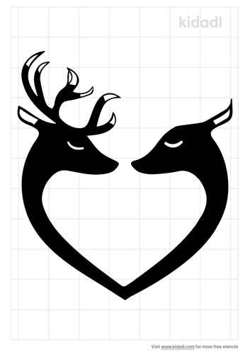 buck-and-doe-heart-stencils.png
