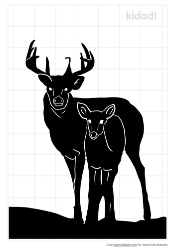 buck-and-doe-stencil.png