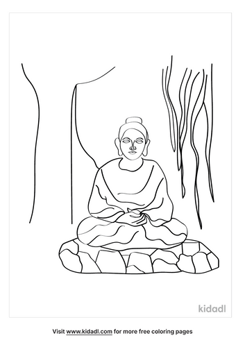 buddha-under-the-bodhi-tree-coloring-page.png