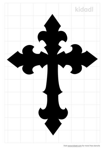 burning-cross-stencil.png