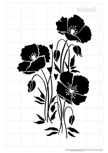 california-poppy-stencil.png