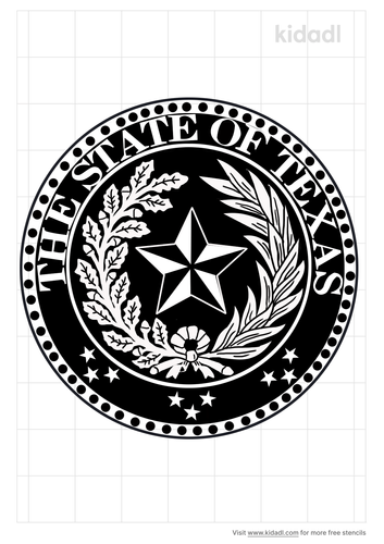 capital-of-texas-logo-stencil-coloring-page.png