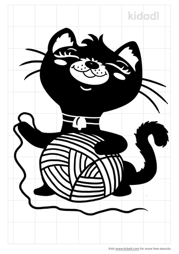 cat-playing-with-string-stencil-coloring-page.png
