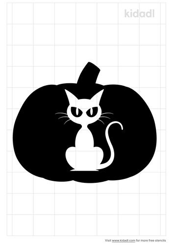 cat-stencil