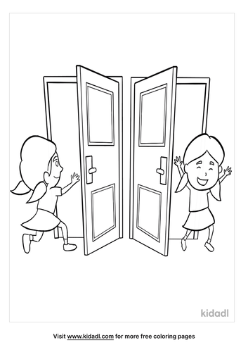 children-coming-through-a-door-coloring-page.png