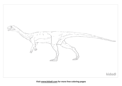 chilesaurus-coloring-page