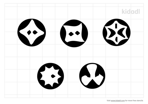 china-buttons-calico-stencil
