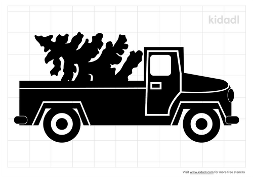 christmas-truck-with-tree-stencil.png