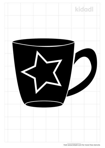 coffee-mug-plastic-stencil
